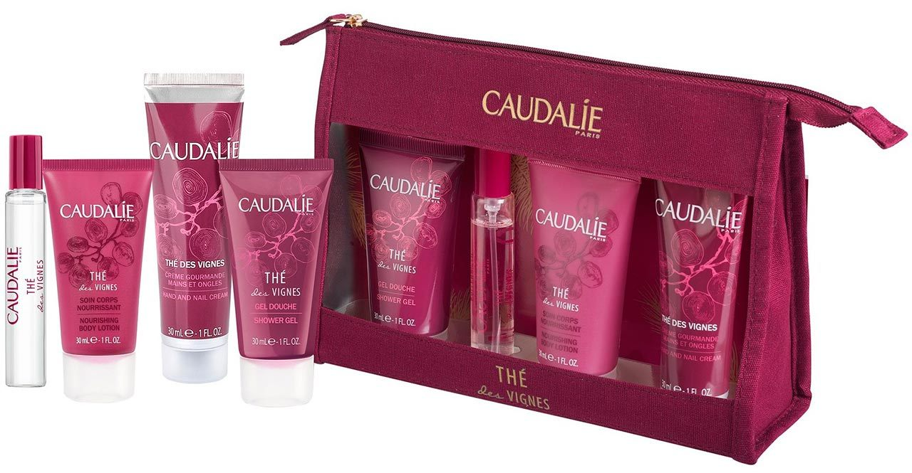 Caudalie The des Vignes Travel Minis