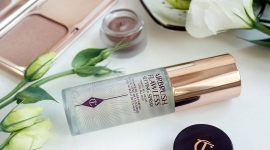 Спрей для фиксации макияжа Charlotte Tilbury Airbrush Flawless Setting Spray — отзыв