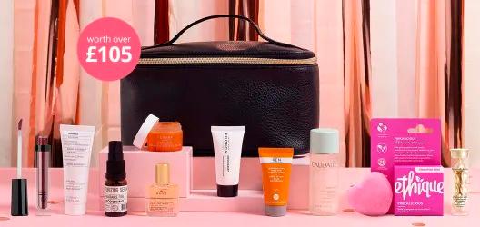 Feelunique Birthday Beauty Bag — наполнение и как получить в подарок
