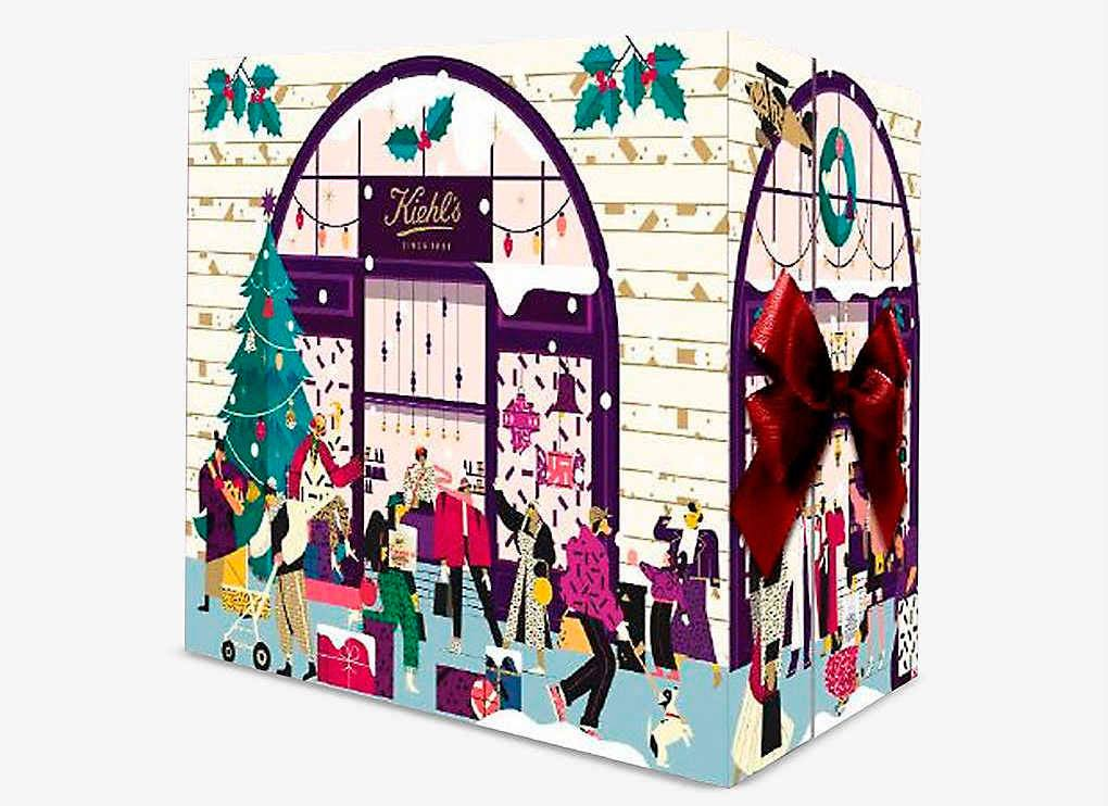 календарь Kiehl's Advent Calendar 2020