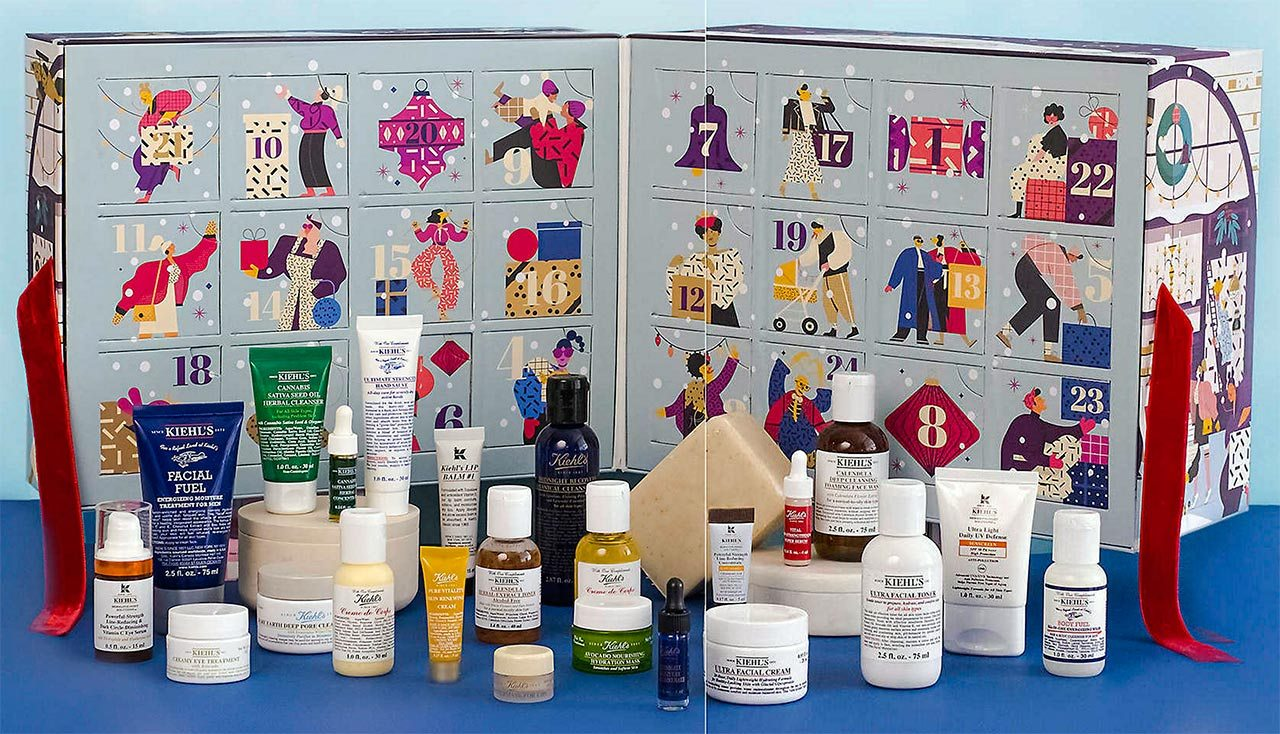 Kiehl's Advent Calendar 2020