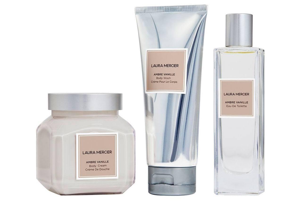 Laura Mercier Ambre Vanille Luxe Body Collection