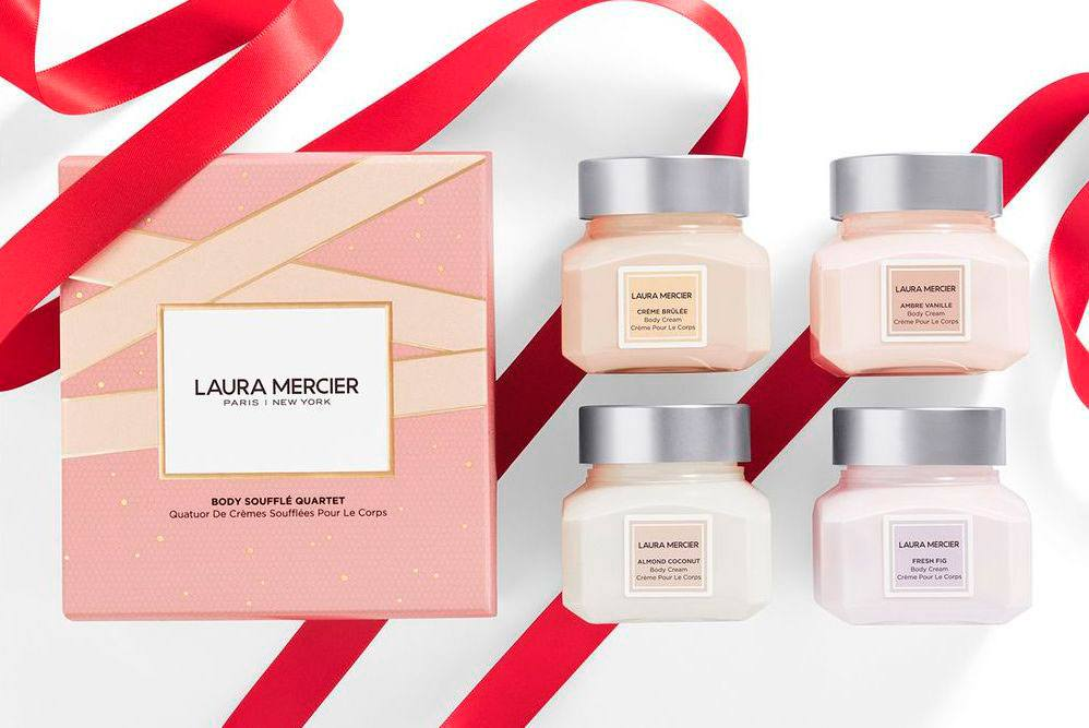 Laura Mercier Mini Body Souffle Quartet