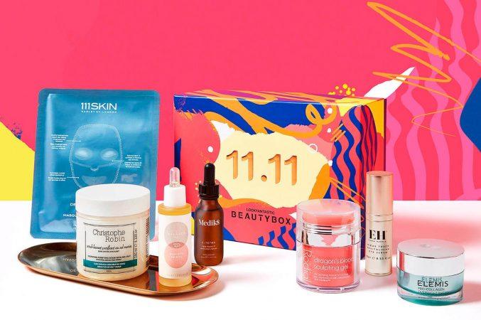 Lookfantastic Single's Day Beauty Box 2020 — наполнение