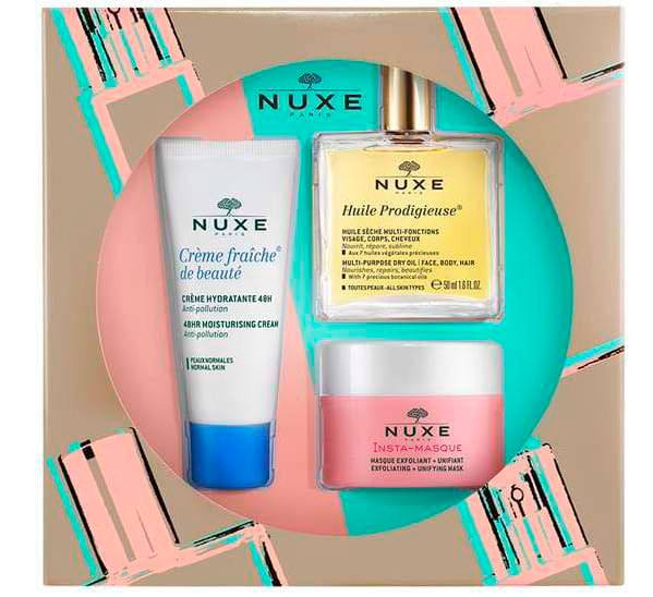 NUXE Face Essentials Gift Set - Les Essentiels Visage