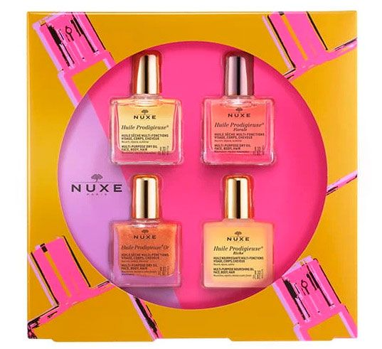 Nuxe Huile Prodigieuse Minis Gift Set - La Mythique Collection
