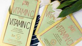 Тканевая маска с витамином С Pixi Vitamin-C Energizing Infusion Sheet Mask — отзыв