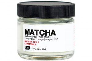 Plant Apothecary MATCHA Antioxidant Face Mask