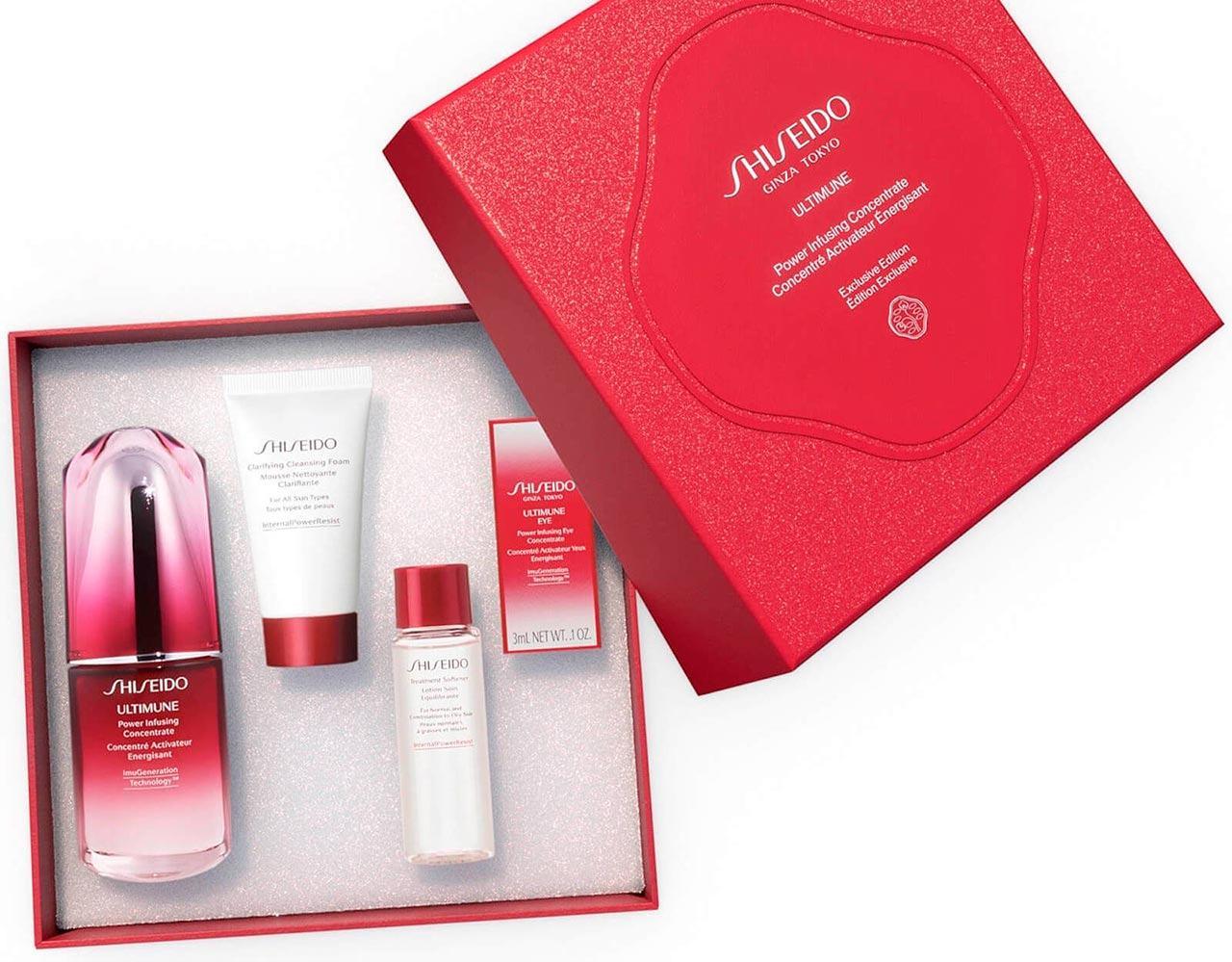Shiseido Ultimune Holiday Kit