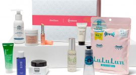 Skinstore Dealmoon Beauty Essentials Limited Edition Box — наполнение
