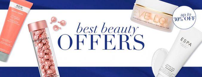 Новые скидки Lookfantastic, HQ Hair, Mankind и Beauty Expert