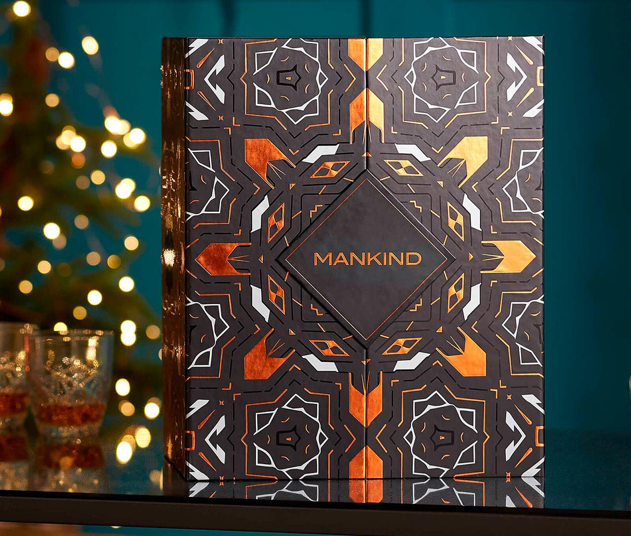 адвент-календарь Mankind 12 Days 2020 Advent Calendar