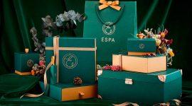 Рождественские наборы ESPA 2020 — наполнение