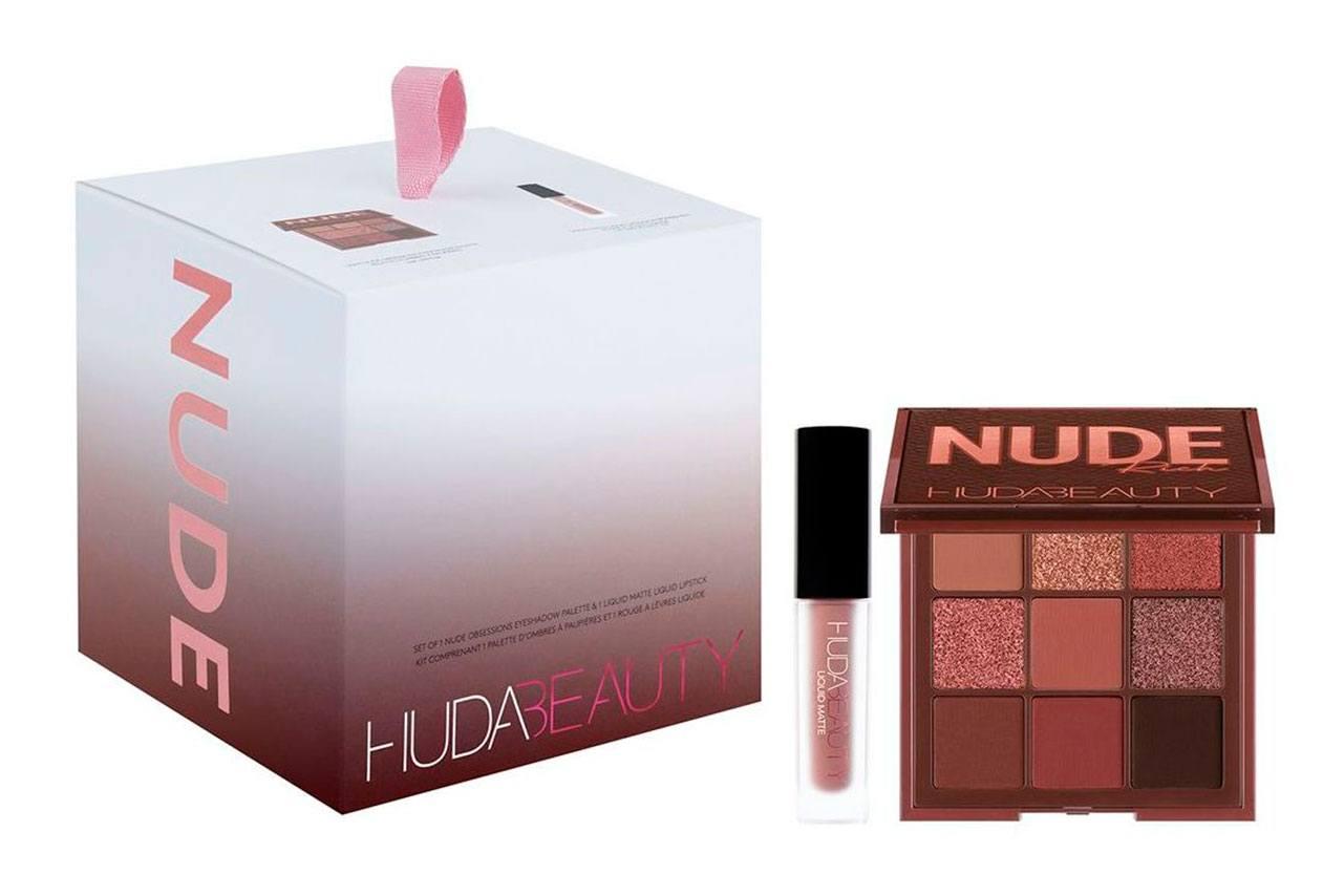 Рождественские наборы Huda Beauty 2020