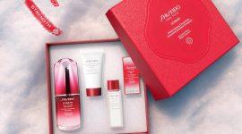 Рождественские наборы Shiseido 2020 — наполнение