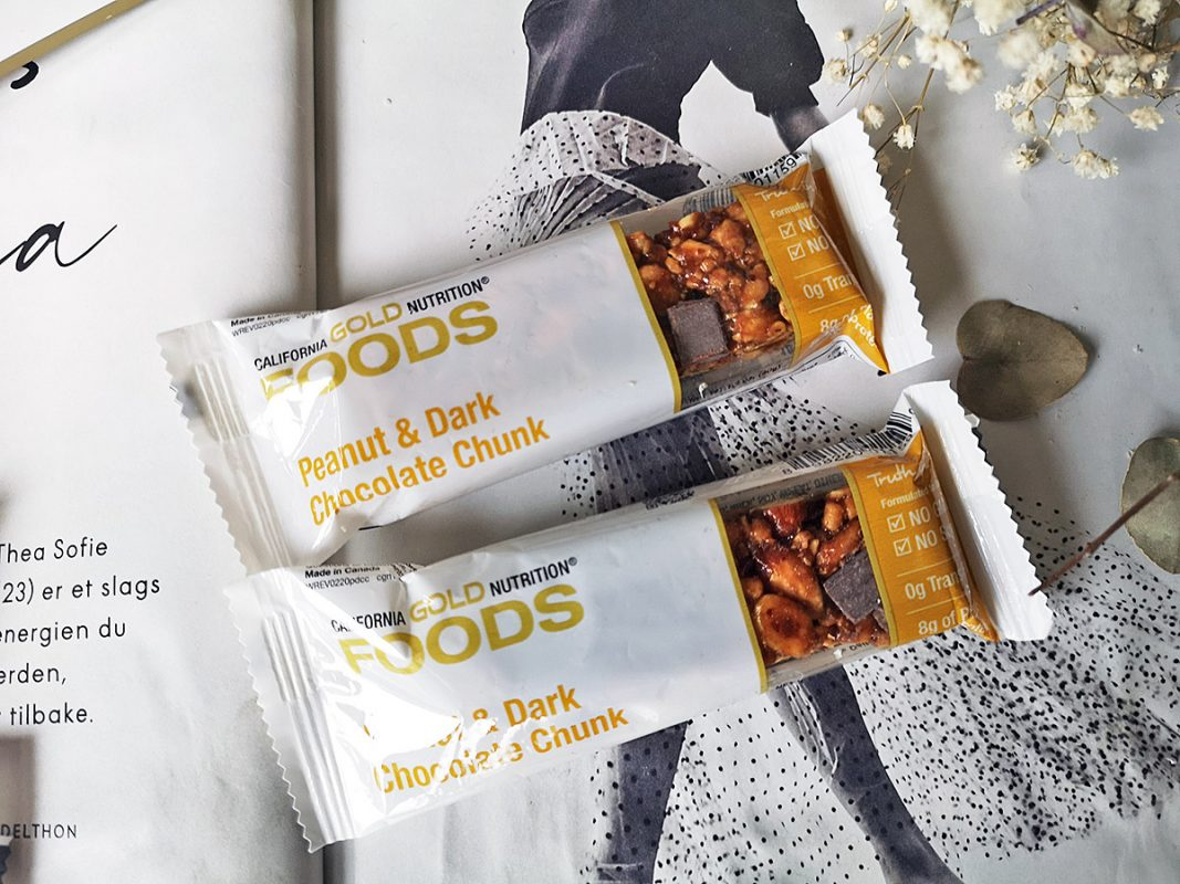 Батончики CGN Granola Snack Bars - отзыв