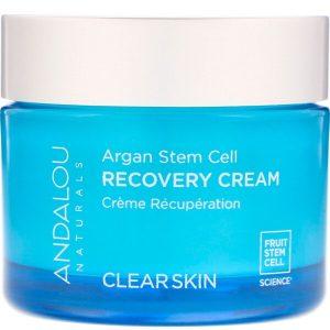 Косметика Andalou Naturals, кремм для проблемной кожи