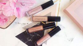 Набор Anastasia Beverly Hills Color Mini Lip Gloss Set — отзыв и свотчи