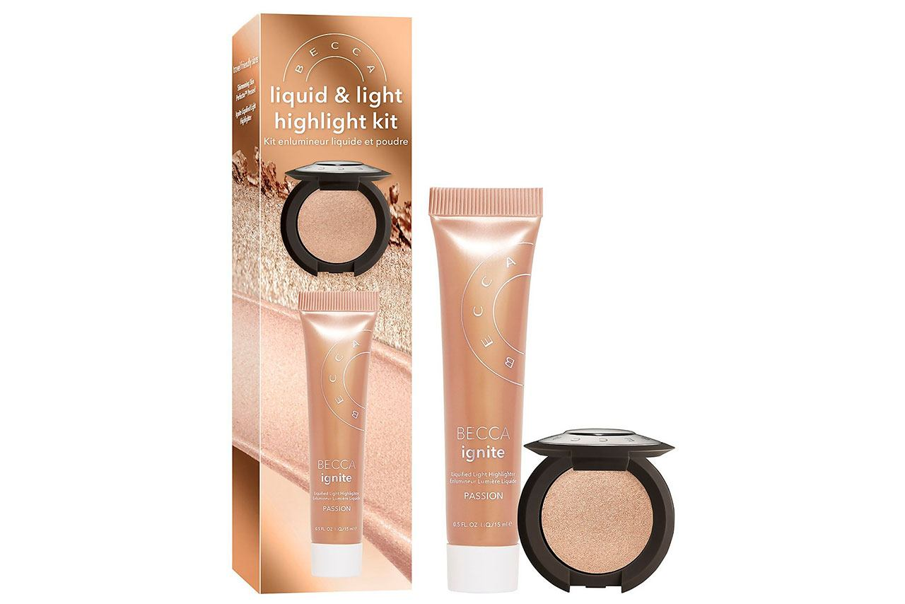 BECCA Liquid and Light Highlight Kit