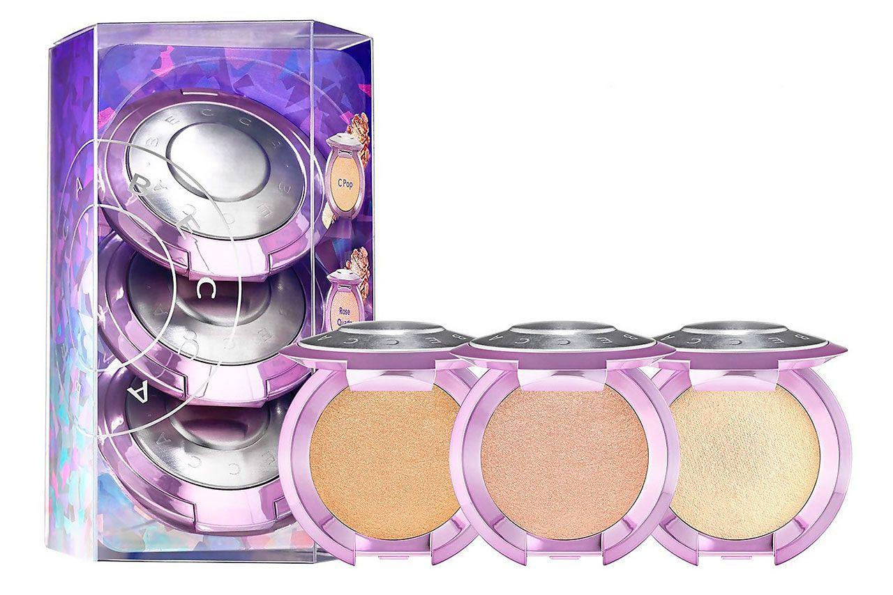 BECCA X Barbie Ferreira Prismatica Light Essentials Kit - Рождественские наборы Becca 2020