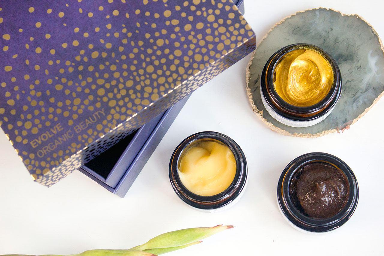 Evolve Beauty Masking Trio