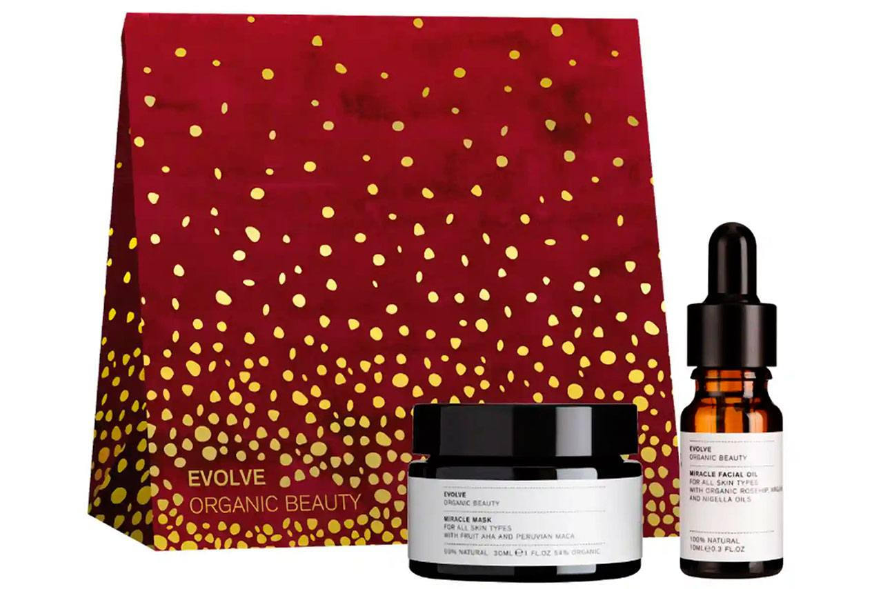 Evolve Beauty Miracle Collection Gift Set
