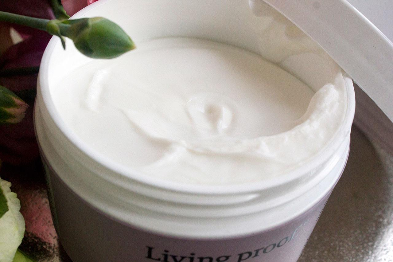 текстура Living Proof Restore Mask Treatment