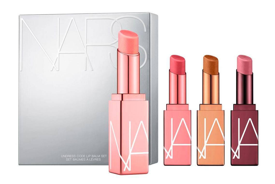 Nars Afterglow Delight Lip Balm Set - Рождественские наборы Nars 2020