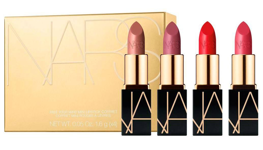 Nars Mini Lipstick Coffret - Рождественские наборы Nars 2020