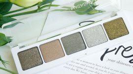 Палетка Natasha Denona Eyeshadow Palette 09 — отзыв и свотчи