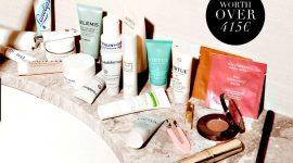 Niche Beauty Festive Shopper Goody Bag — наполнение и как получить