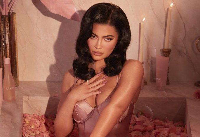 Спа-день с коллекцией Kylie Skin