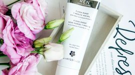 Экспресс-маска REN Clean Skincare Flash Rinse 1 Minute Facial — отзыв