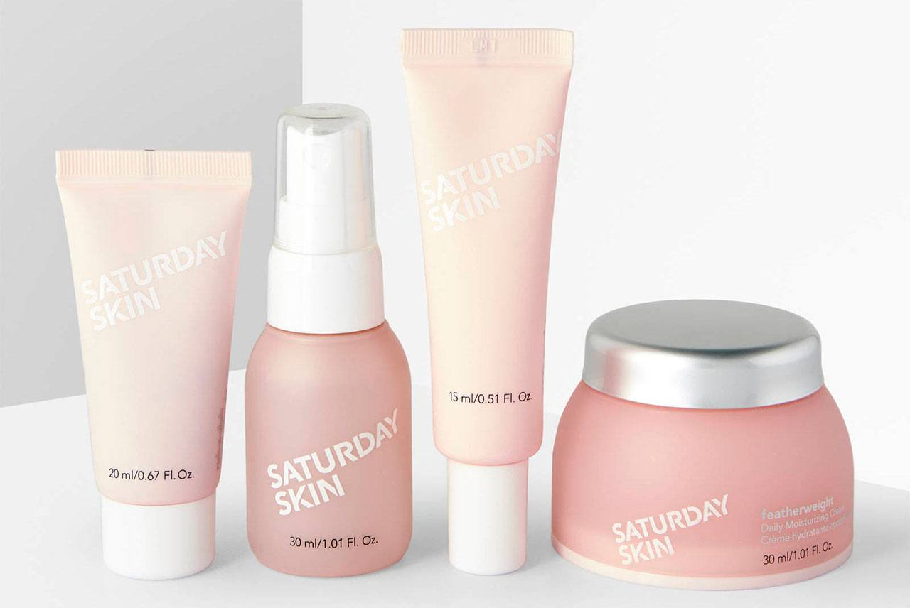Saturday Skin No Bad Days Essentials Set