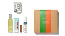 Space NK Winter Wind Down Collection Box — наполнение
