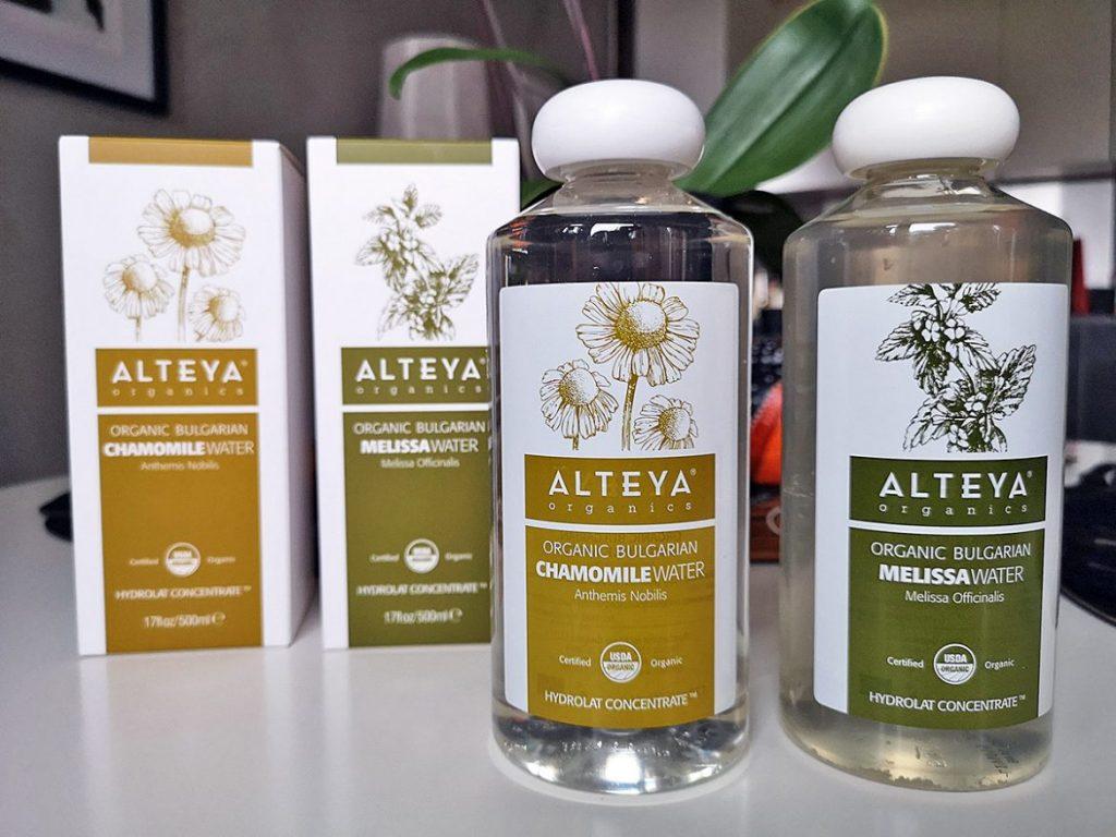 Лучшие гидролаты Alteya Organics — отзыв