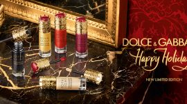 Праздничная коллекция Dolce & Gabbana