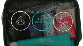 iHerb Bath Essentials Beauty Bag — наполнение