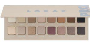 Lorac, Палитра теней для век Pro Palette 4 — палетка теней в коричнево-бордовых тонах