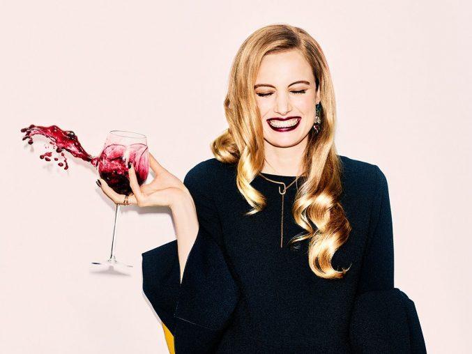 5 алкогольных коктейлей для Нового года