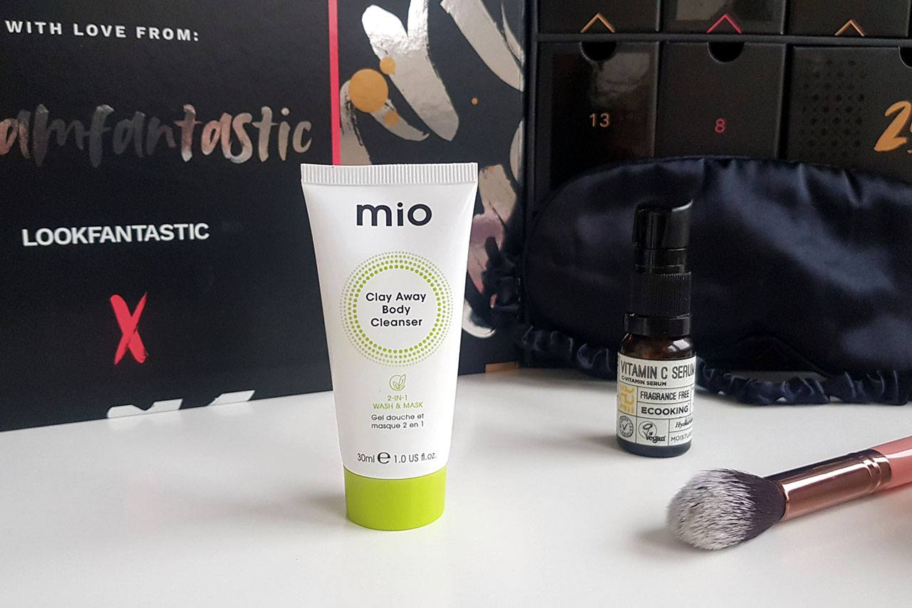 Mio Clay Away Body Cleanser