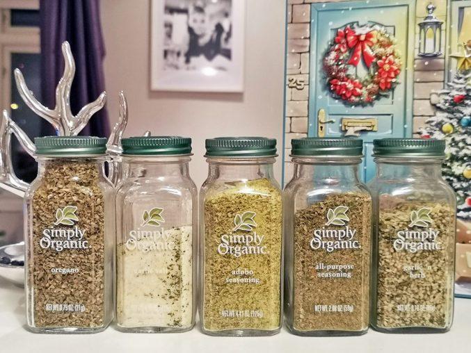 Специи Simply Organic — отзыв