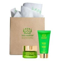 Tata Harper Clarifying Cleanser and Clarifying Mask