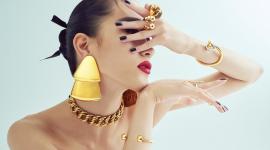 Романтика: образ от Chanel