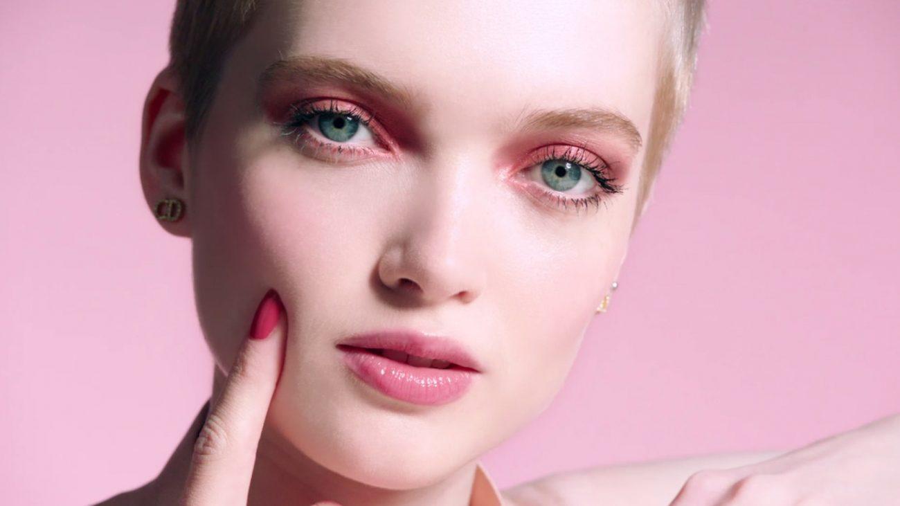 Макияж Dior