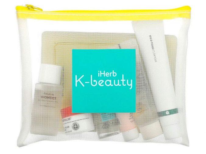 Бьюти-набор iHerb K-Beauty Bag V3 — наполнение