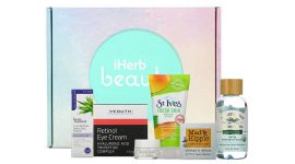 iHerb Skincare Favorites Beauty Box — наполнение