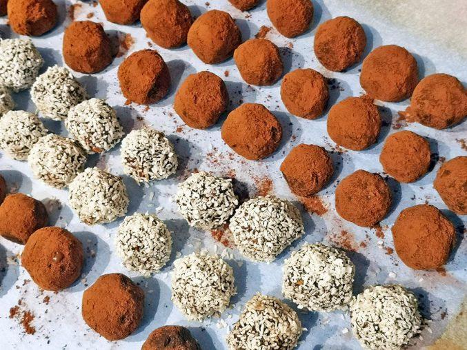 Полезные конфеты из фиников — рецепт от Марины Дареас