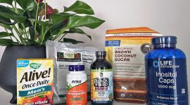 Покупки на iHerb — витамины, инозитол, ашваганда