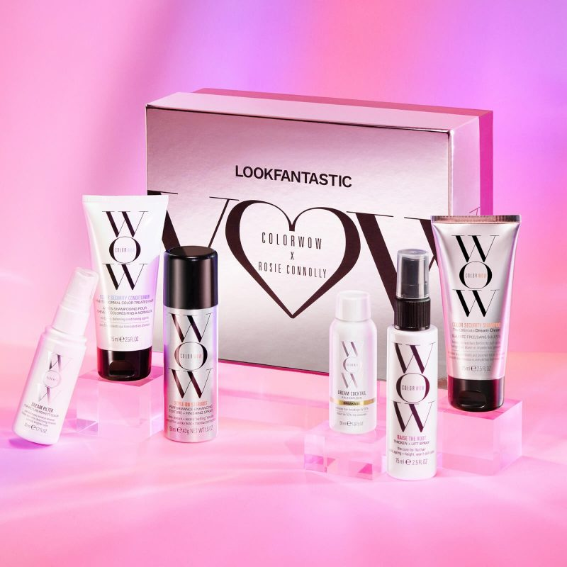 LookFantastic X Color WOW Limited Edition Beauty Box - наполнение